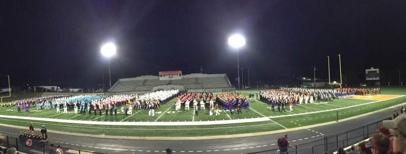 Elgin Pride Marching Band