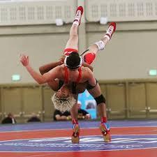 Elgin vs. MarlowWrestling