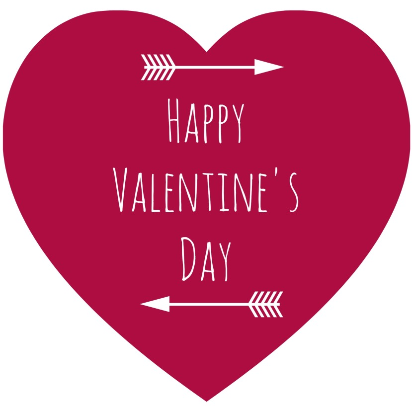 Send your Valentine Hugs andKisses!