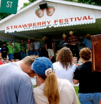 Stillwell OKlahoma Strawberry Festival