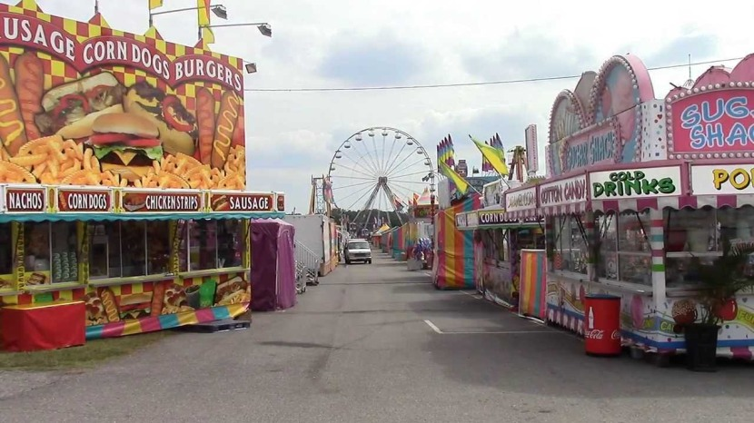 Cleveland County Carnival