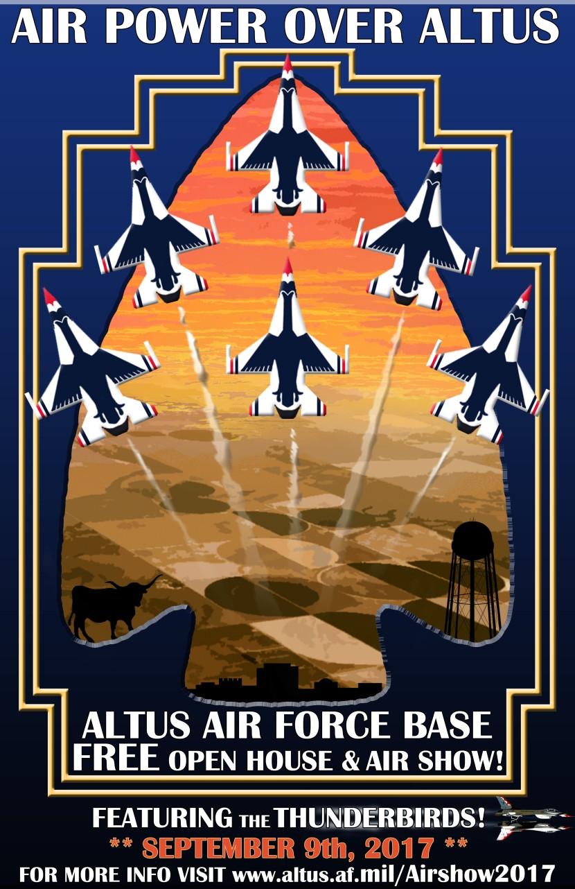 Altus Air Show2017