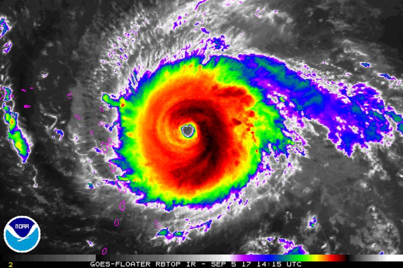 UPDATE : HurricaneIrma