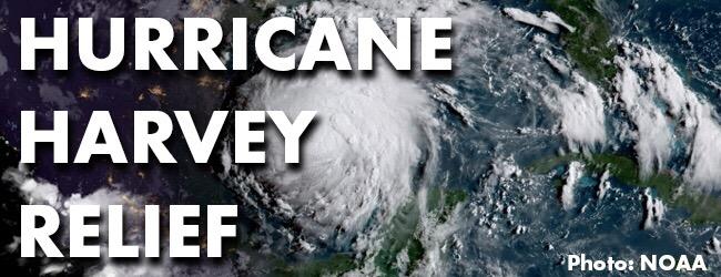 Hurricane Harvey Houston ReliefDrive