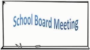 Board of EducationMeeting