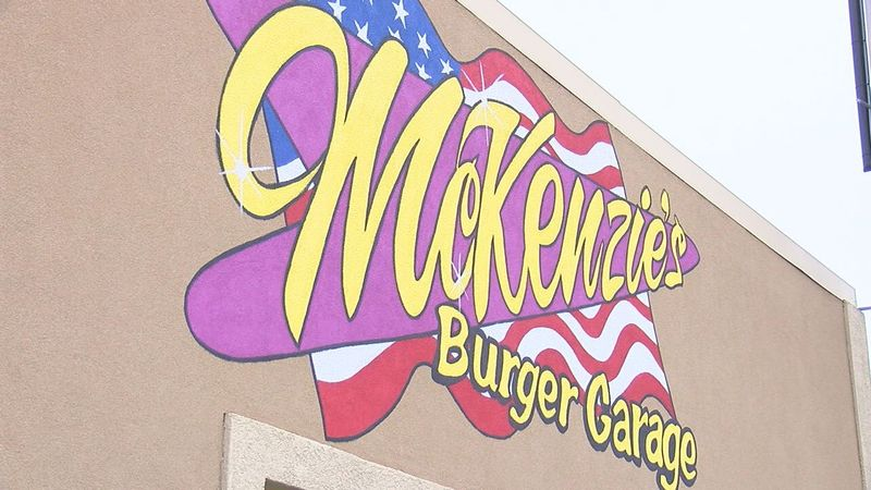 Movie Night at Mckenzie's Burger Garage