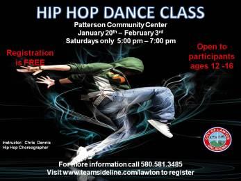 2018 Hip Hop Dance Class 2