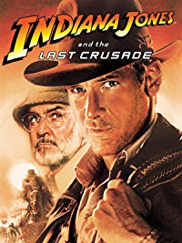 Movie Marathon Indiana Jones at Letra
