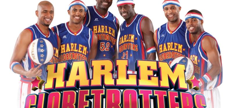 Harlem Globetrotters areback!!!!