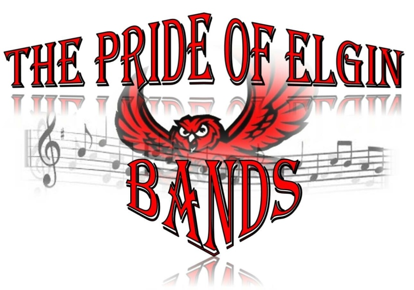 Elgin Bands Need Your Help