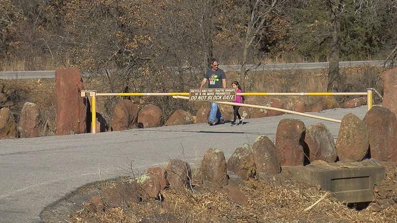 Parts of Wichita Mountains Wildlife Refuge Closed