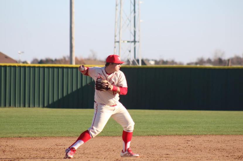 Four RBI Day For Lance Bianchini Spells Out Victory For Owls Over Chickasha