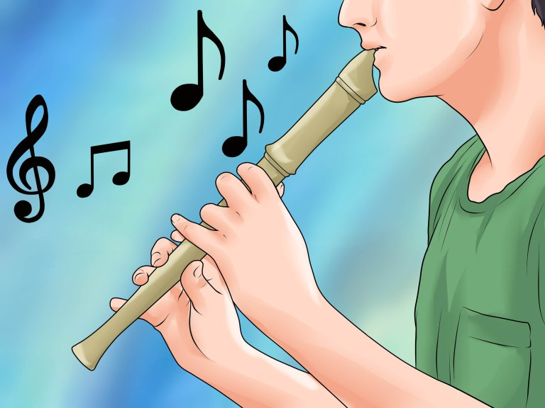 Play-Hot-Cross-Buns-on-the-Recorder-Step-11