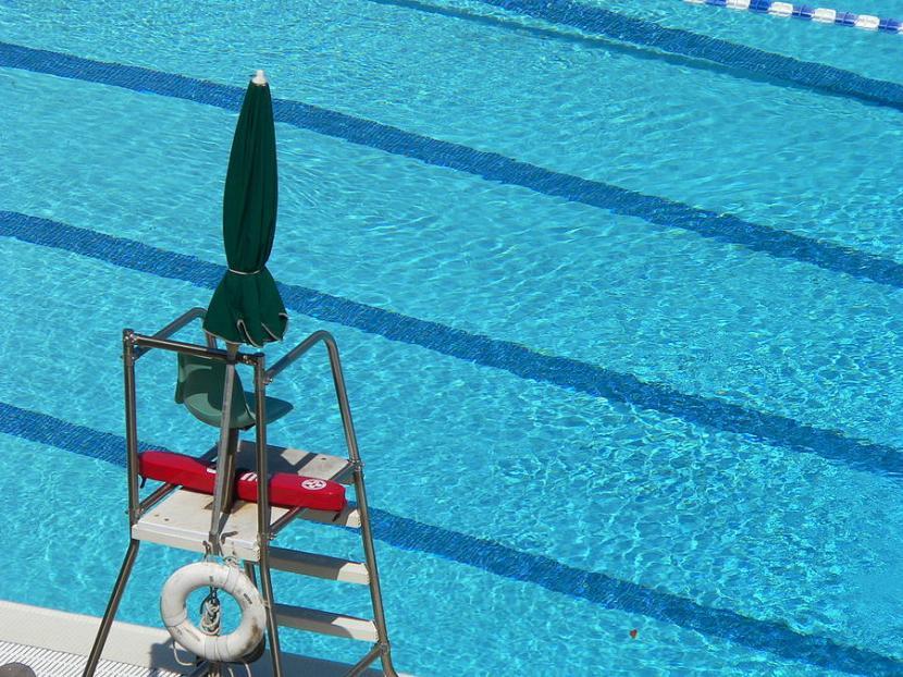 Lifeguard training for shallowwaters
